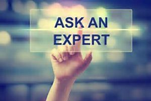 Ask an Expert Graphic