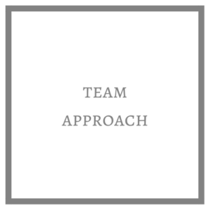 Team Approach Graphic